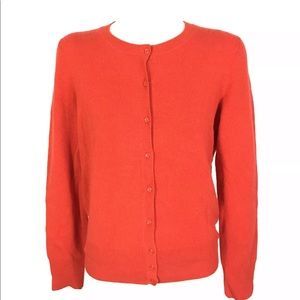 Lord & Taylor Womens Cashmere Sweater Medium